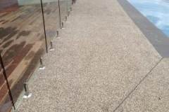 Epoxy Quartz Pool Concrete