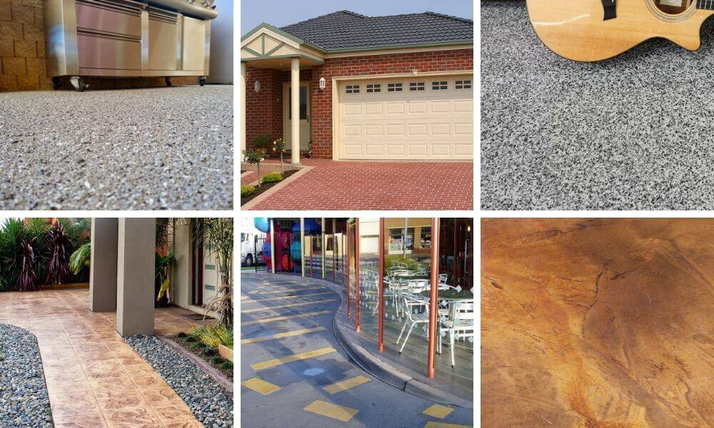 Decorative Concrete Systems