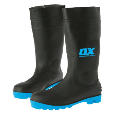 Ox Waterproof Safety Gum Boot
